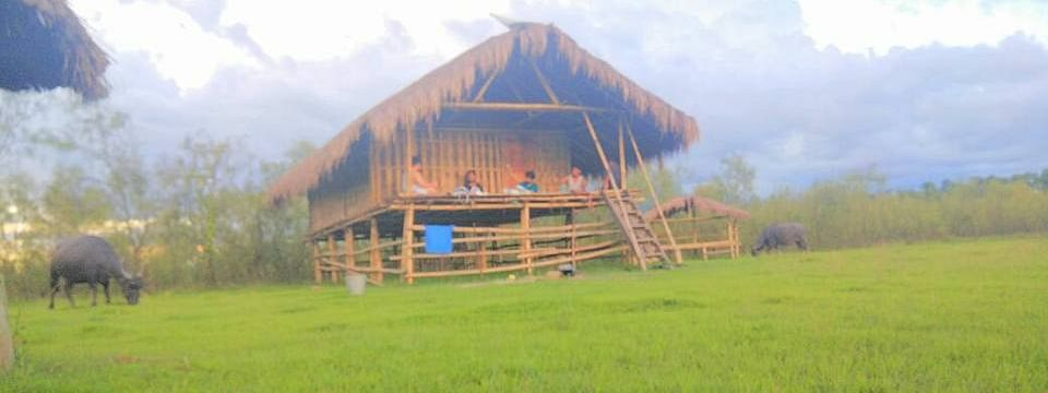 The Misings live in elevated houses called Chang Okum (Chang Ghar in Assamese) built on bamboo stilts or wooden poles