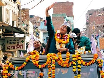 Delhi's AAP MLA Atishi Marlena Singh tests positive for COVID-19