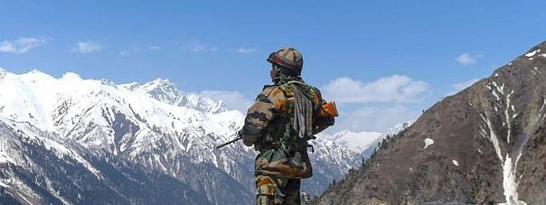 Sikkim government has, however, asserted that there are no 'border disputes in Sikkim's border with China'