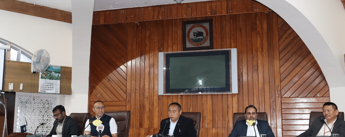 All districts in Nagaland have converted district hospitals to COVID-19 hospitals