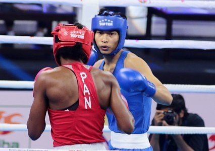 Lovlina Borgohain is the first woman from Assam to qualify for the Olympics