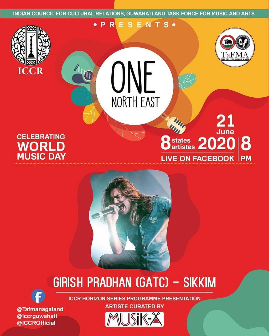 8 NE artistes to come together to mark World Music Day tomorrow