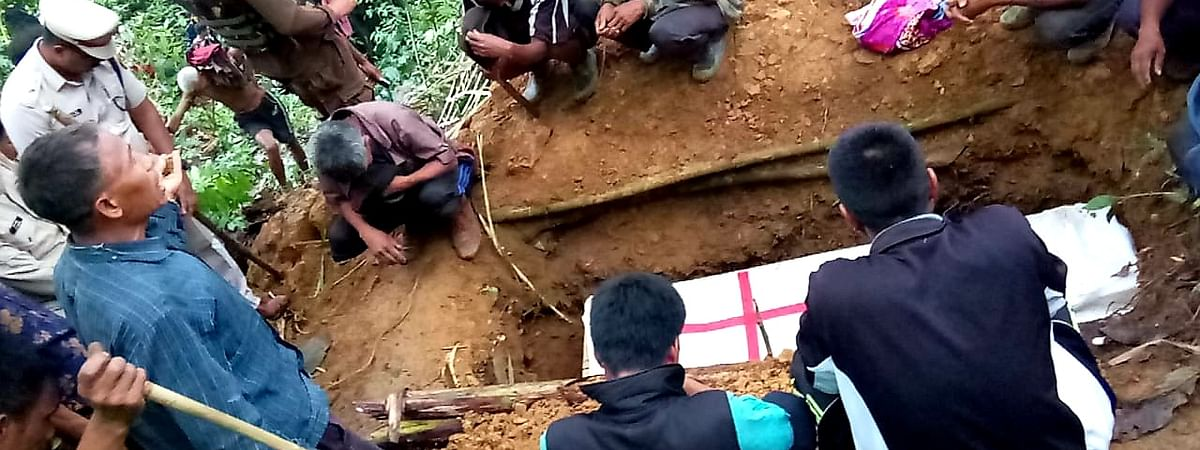 It has been 18 days since the alleged killing of Lamdan Lukham in an army shootout in Pumao Village