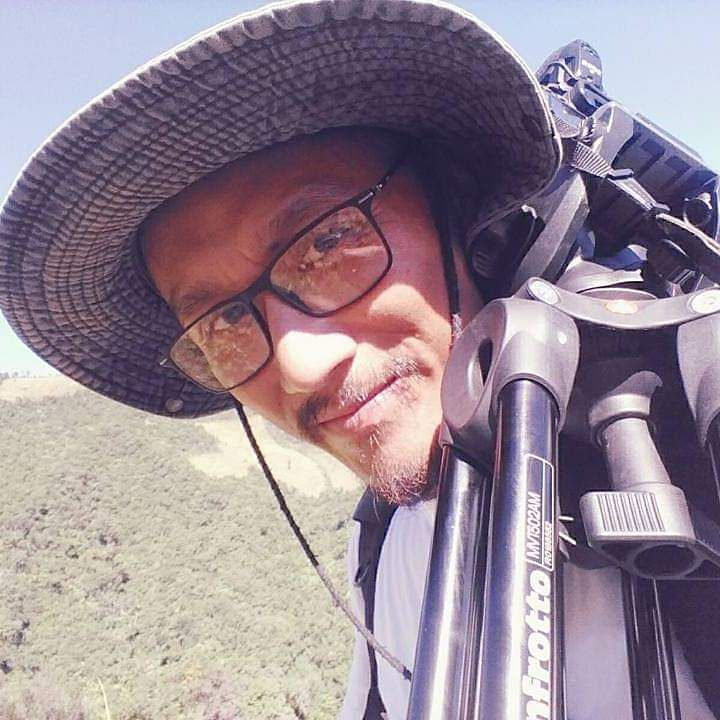 Filmmaker and cinematographer Amar Maibam from Manipur