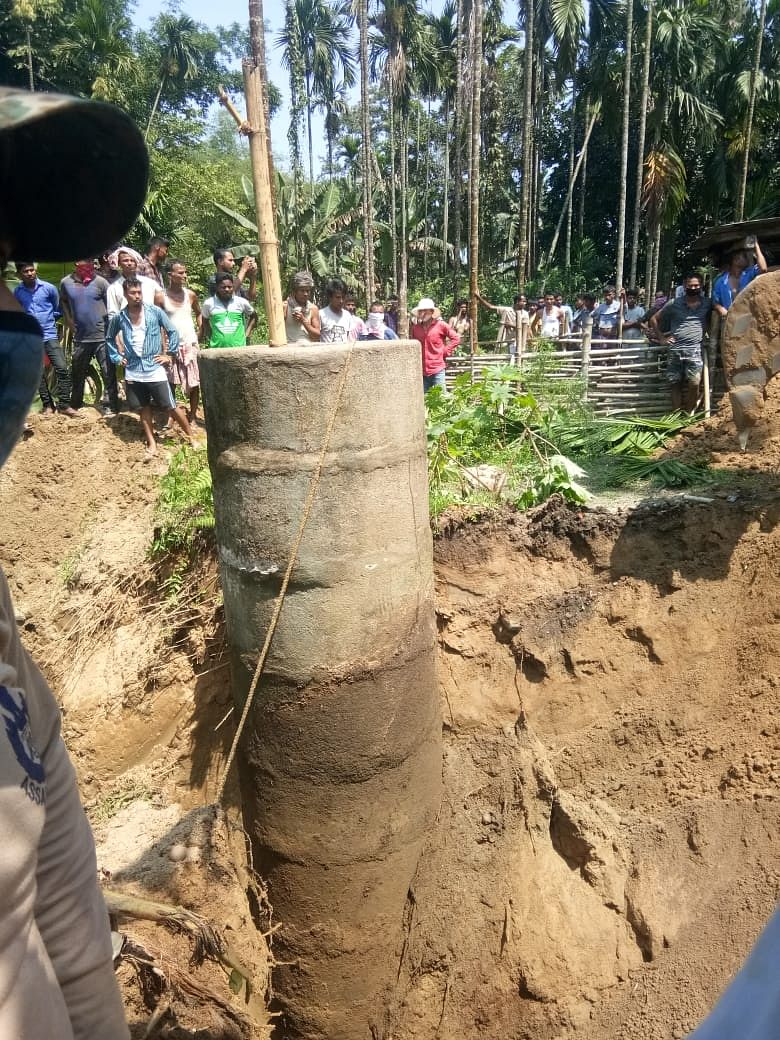 The incident occurred after one Techi Galo called Deori (one of the deceased) to clean his well at Durpang village