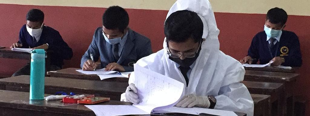 Over 3,000 students sit for 12th MBoSE exams held on Wednesday