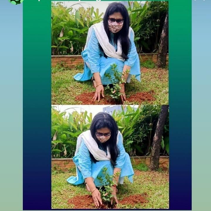 World Environment Day was celebrated with great zeal and fervour
