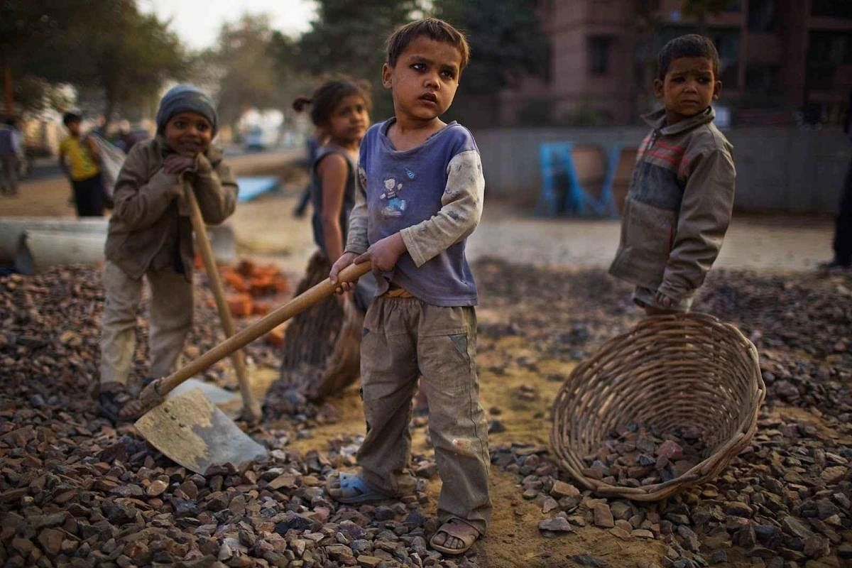 Assam stands at 13 in the country in terms of number of child labour