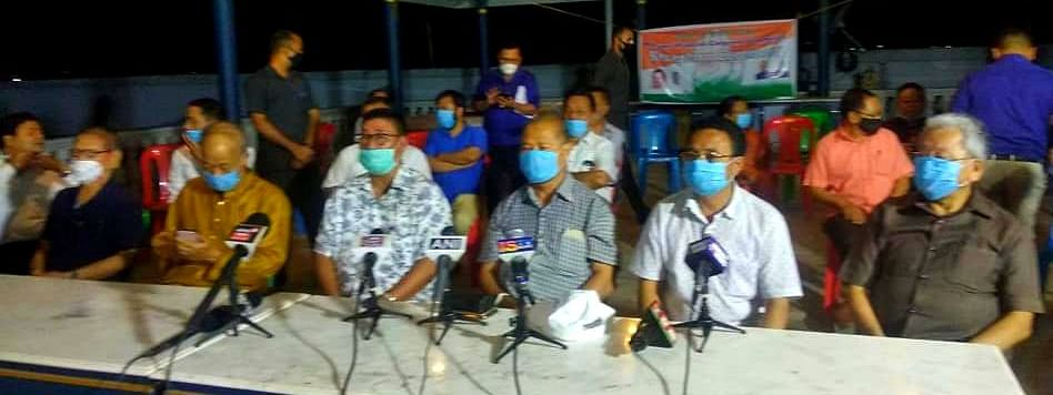 Four members of NPP, a coalition party of BJP govt in Manipur, including health minister L Jayantakumar Singh and deputy chief minister Y Joykumar Singh, withdrew support on Wednesday