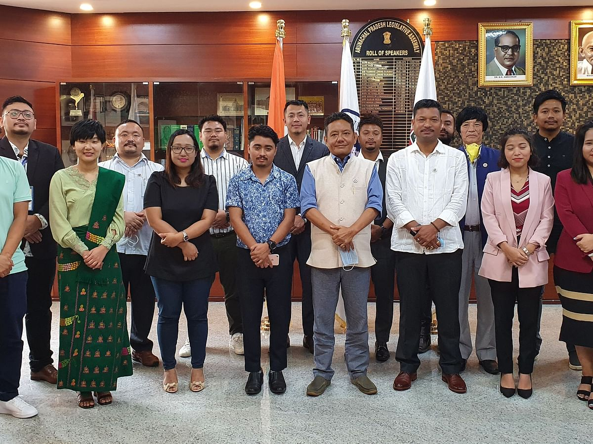How young volunteers helped Arunachal govt battle COVID-19