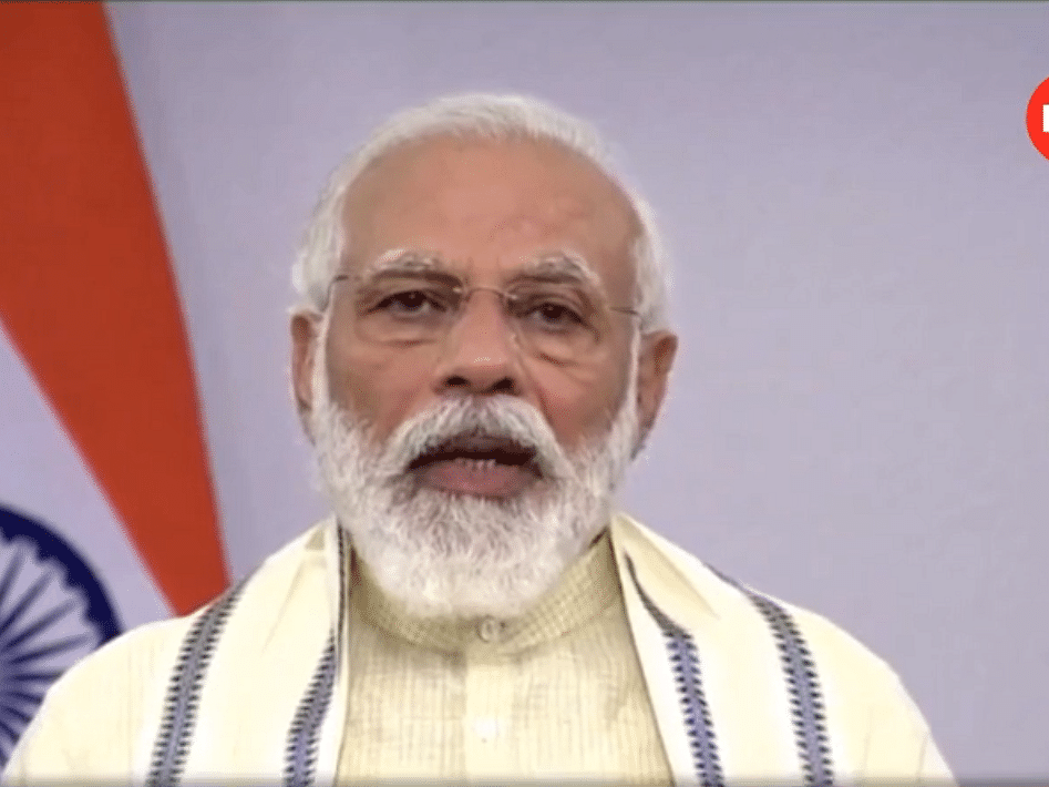 Govt to provide free ration to 80 cr poor people till November: PM