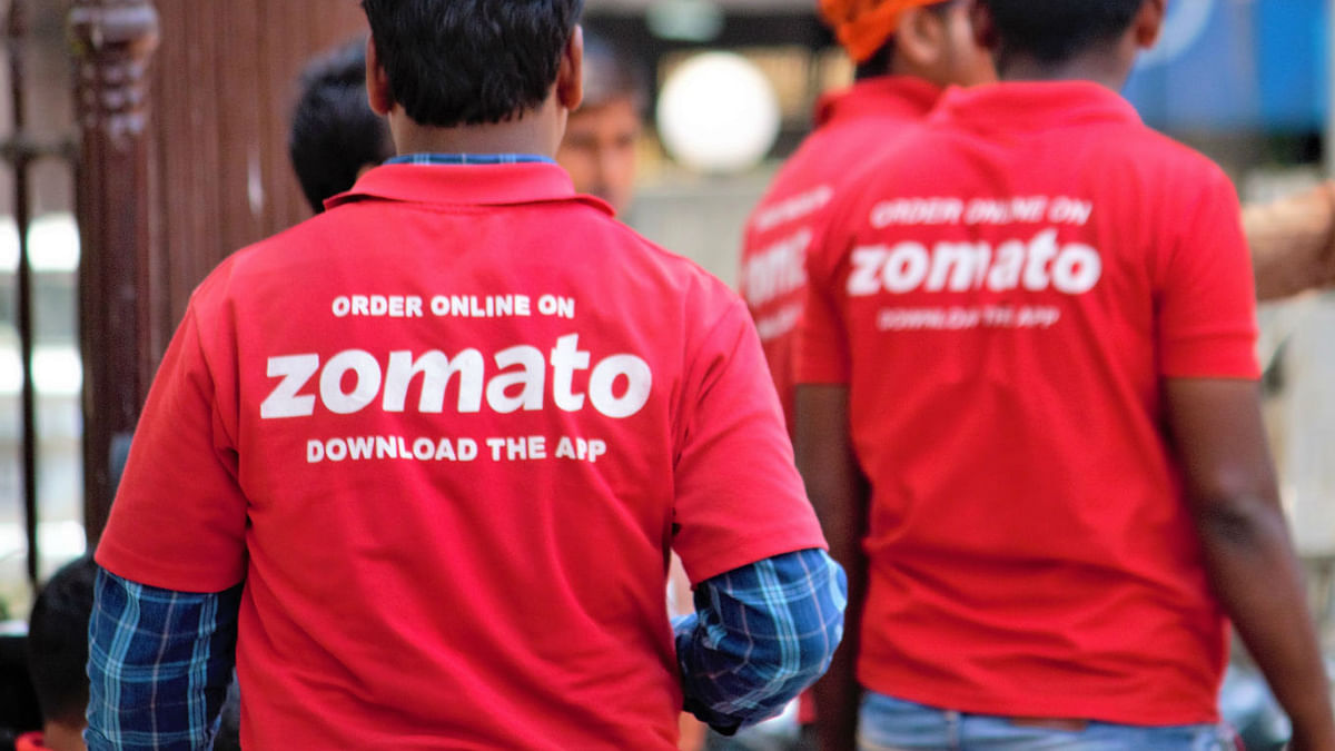 Zomato employees burn T-shirts in protest against Ladakh standoff