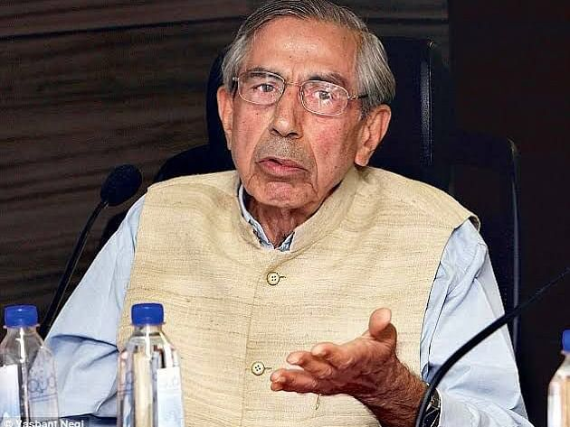Former Manipur governor Ved Marwah passes away in Goa at 87