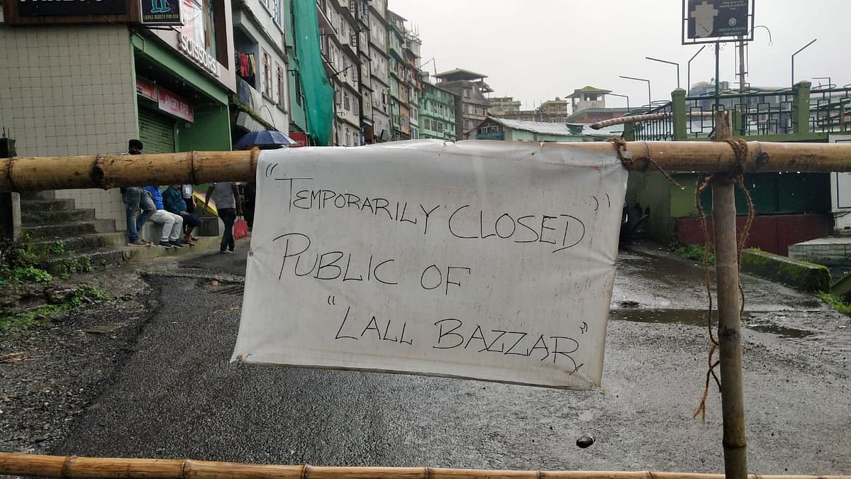 Sikkim: Iconic Lal Bazaar imposes self-lockdown till Aug 1 fearing community spread