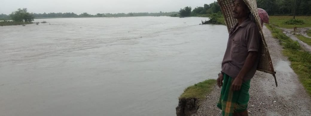 Centre to take up Assam flood issue with Govt of Bhutan