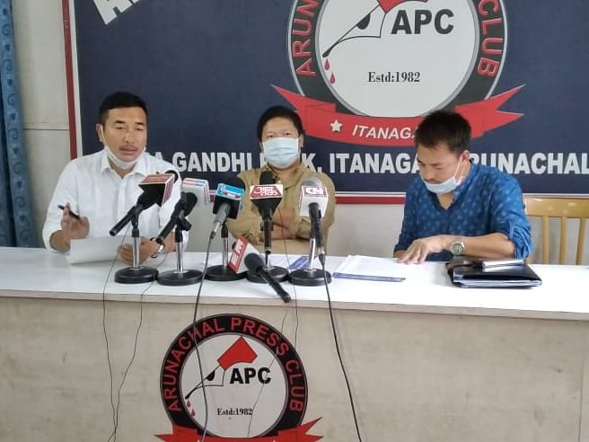 Arunachal students' body concerned over 'community transmission'