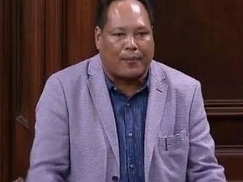 Assam MP Biswajit Daimary criticises governor role to tackle flood, erosion