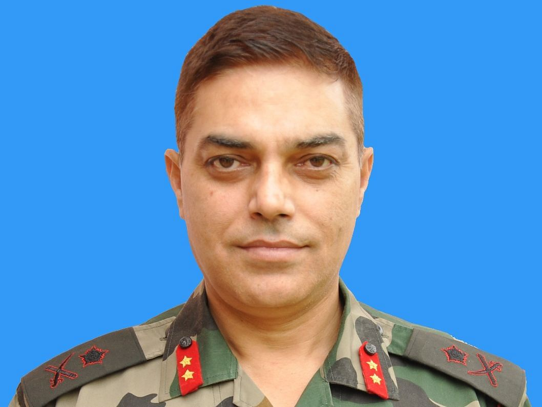 Major General Alok Naresh is new IG of Assam Rifles in Manipur