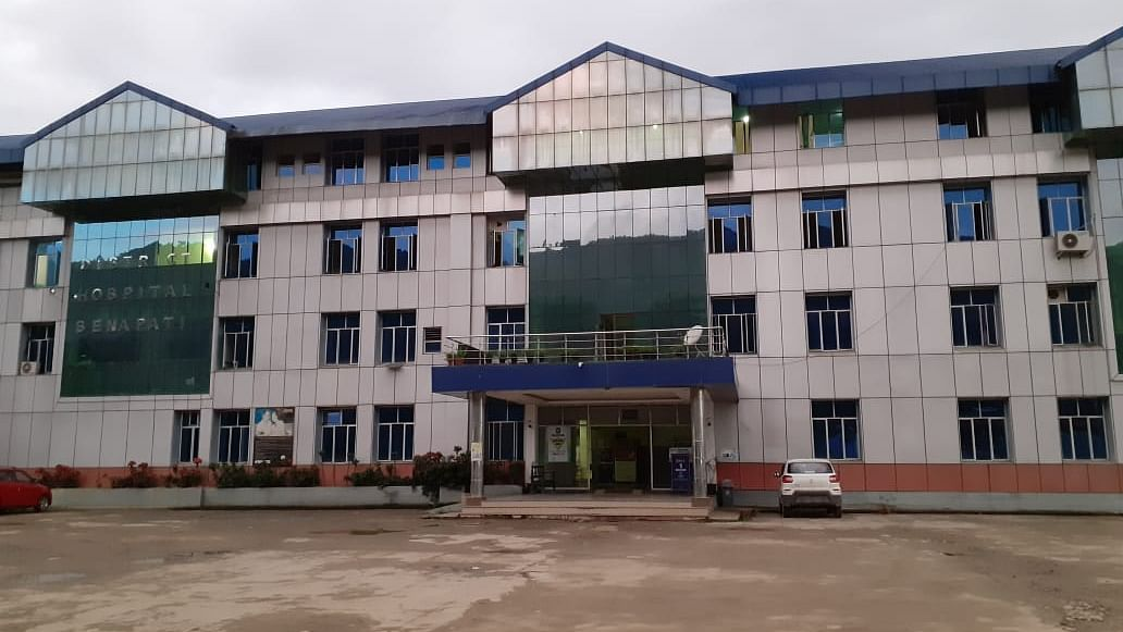 Manipur: Doctor tests COVID-19 positive in Senapati, district hospital closed