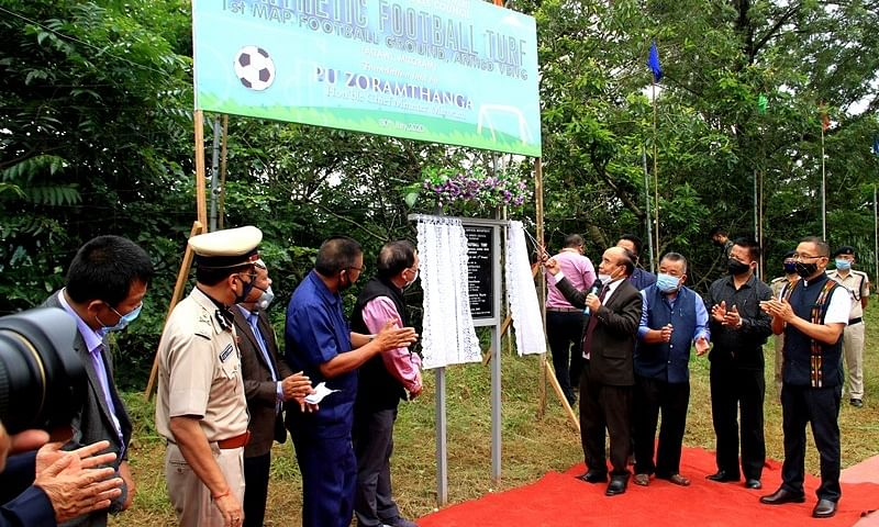 The ground will be completed with a budget of Rs 46.35 crore