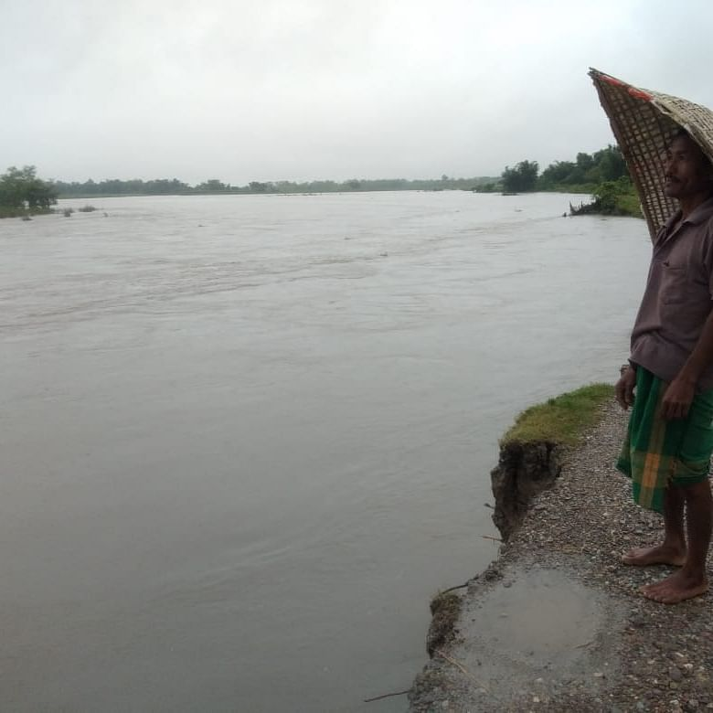 Assam flood hits over 13 lakh; more rains likely