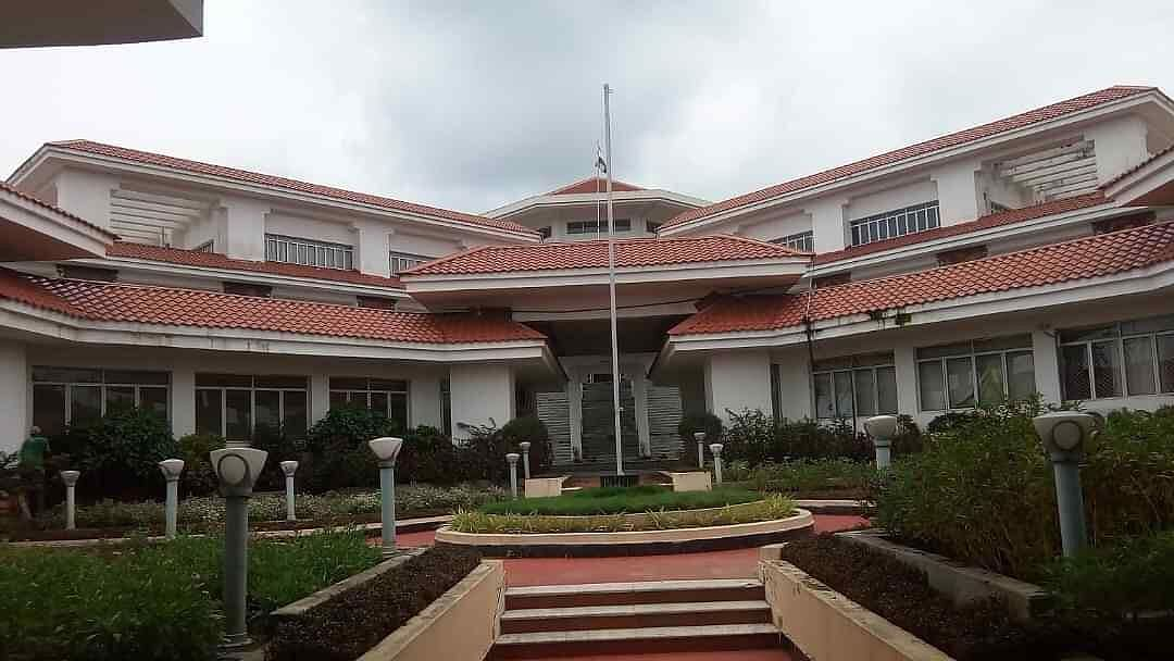 In Tripura High Court, 2,127 cases are pending, while 34, 419 cases are pending in district and subordinate courts