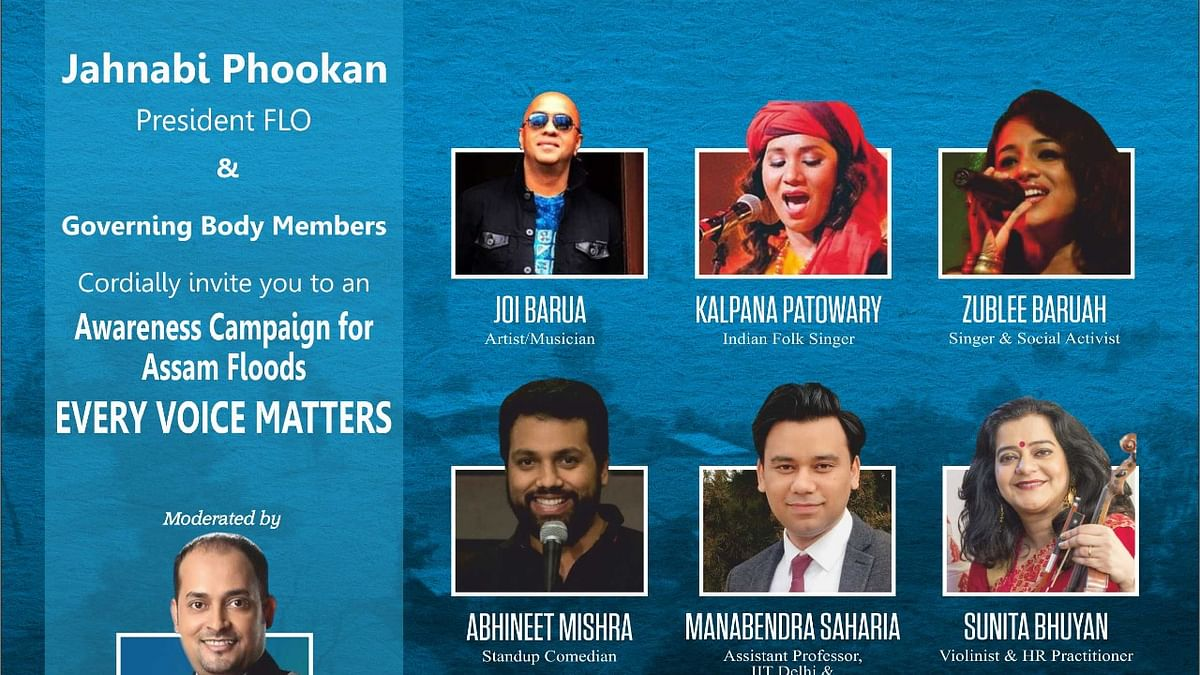 FICCI FLO's 'Every Voice Matters' campaign calls for long-term solution to Assam floods