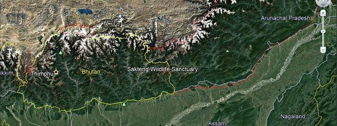 There has been no mention of Eastern Bhutan, or Trashigang Zongkhag (district), where Sakteng is based, in 24 previous rounds of boundary negotiations held between the two countries