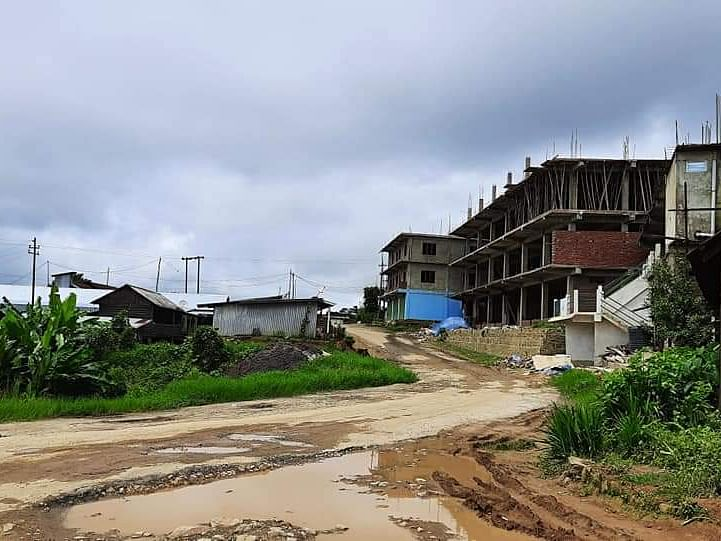 Manipur: Three test COVID-19 positive during home quarantine in Ukhrul