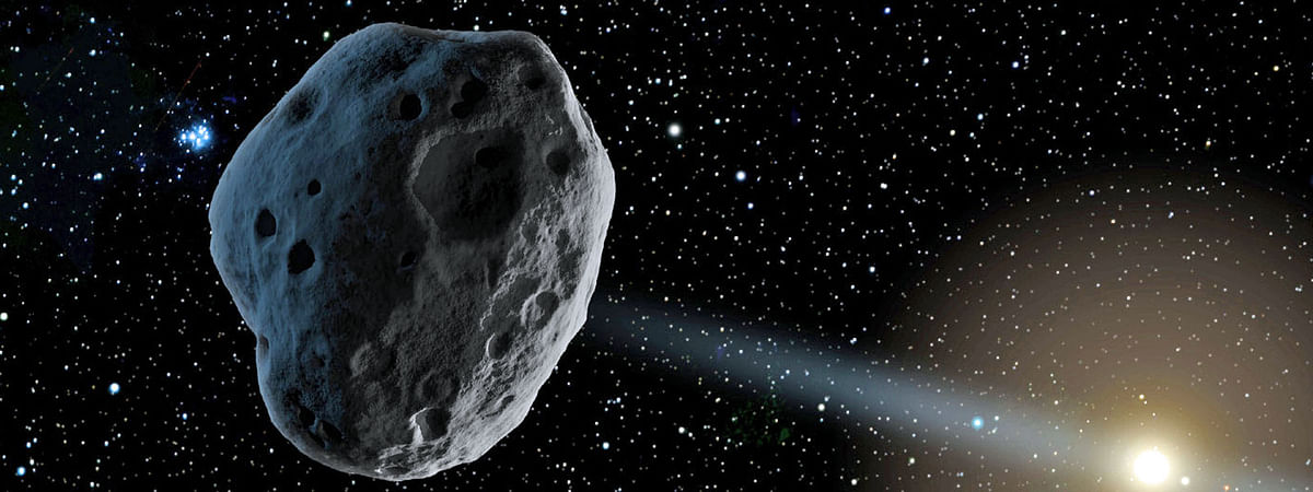 The discovered asteroid is currently being called HLV2514 as it is yet to be named by NASA