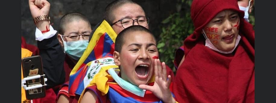 The Boycott China movement has been a resonating call of the Tibetans in exile for years