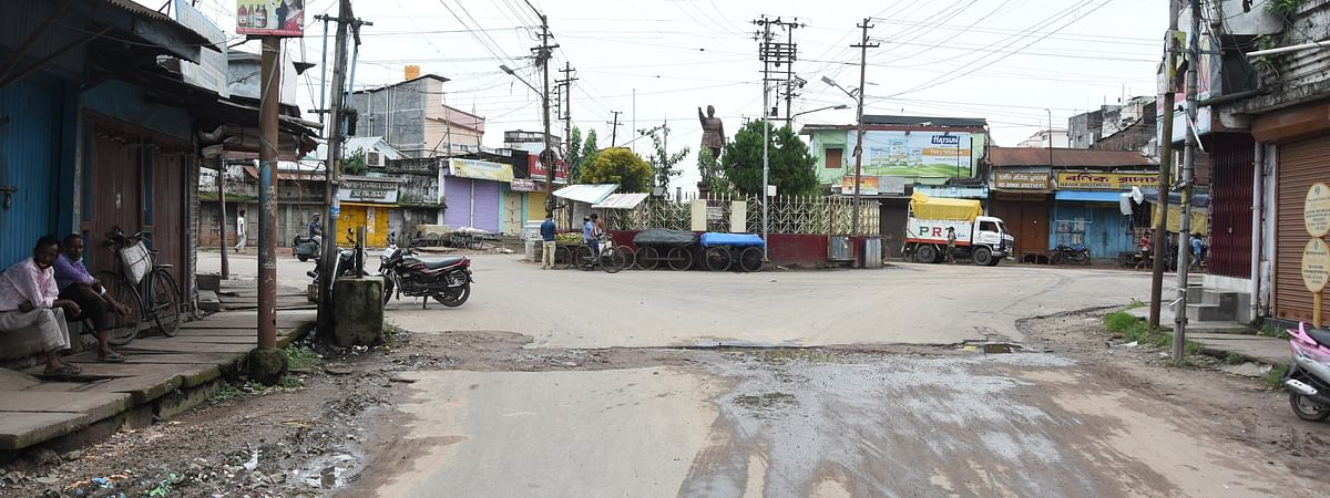 Tripura extends 'total lockdown' for another five days in a move to contain the spread of virus