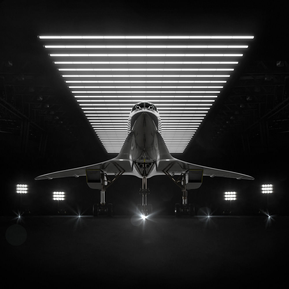 The supersonic jet will have only one pilot