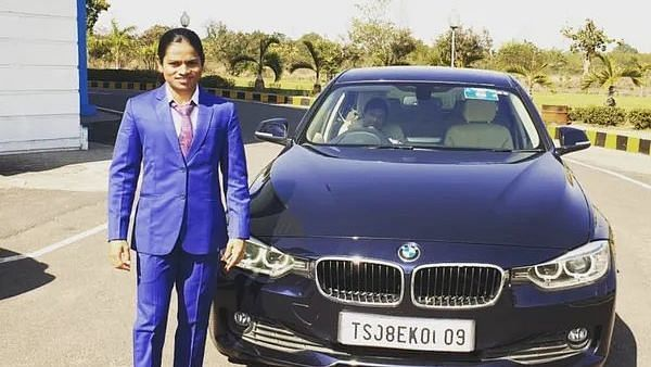 Dutee Chand puts her BMW for sale due to lack of funding for Olympic training