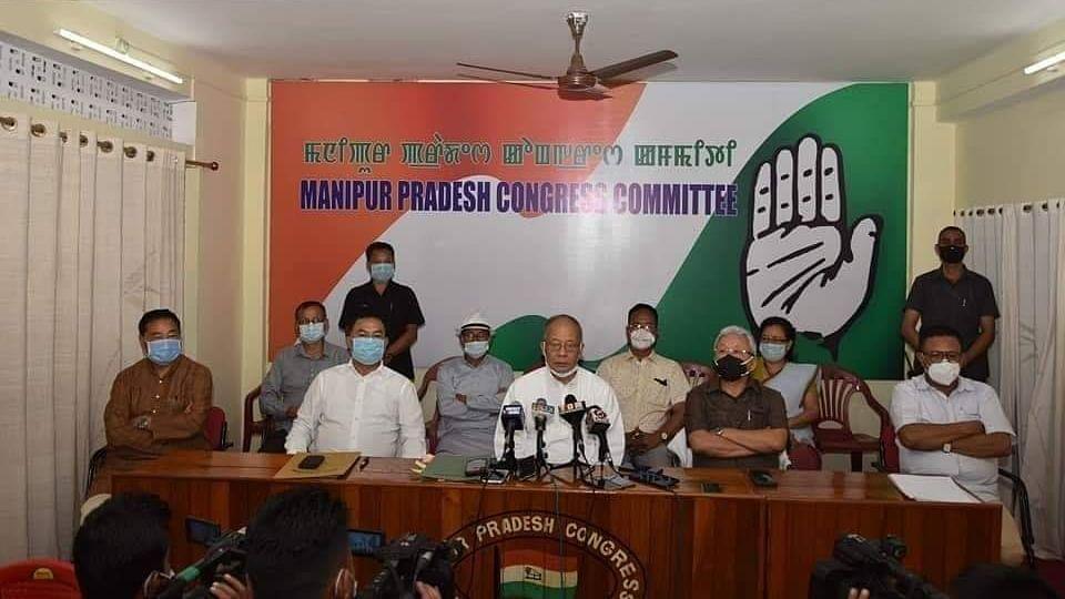 Manipur: Cong never forced anyone to resign from any party, says Ibobi Singh