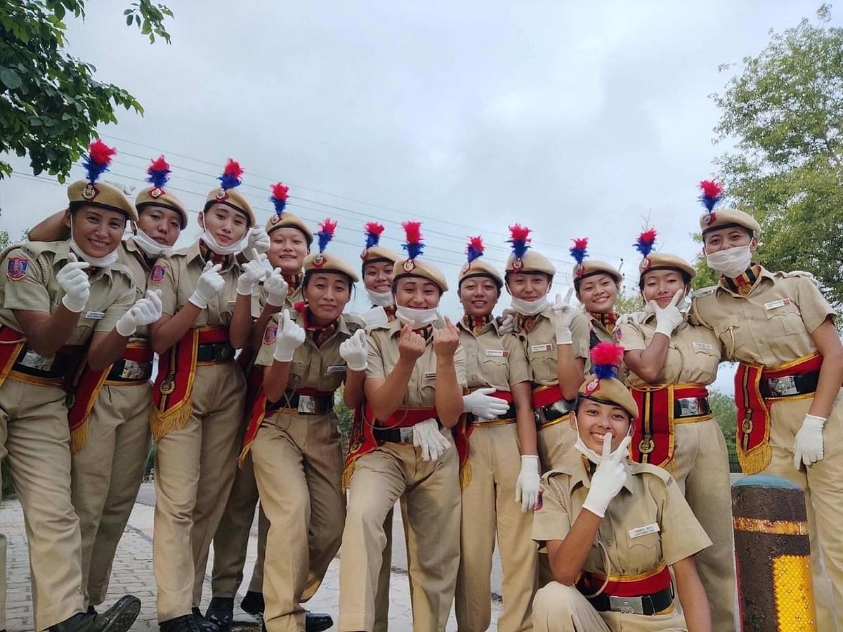 63 Manipur youths among 530 from NE to join Delhi Police as constables