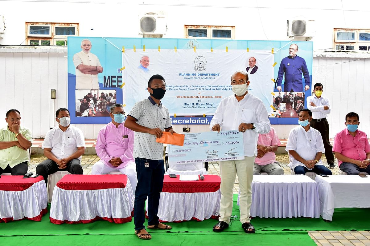 146 beneficiaries received the subsidy grant of Rs 1.50 lakh
