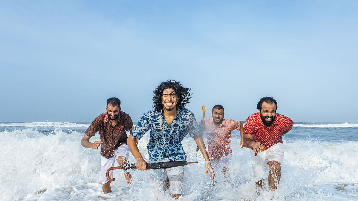 Kochi band When Chai Met Toast to release 1st song from debut album today
