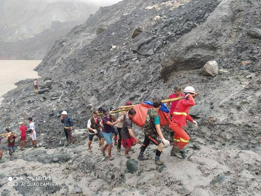 Thar Lin Maung, an official from information ministry, said that the death toll as on July 3 was 161, while 43 have been hospitalised