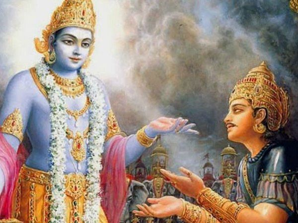 Mahabharata is indeed a great reference epic in not only conducting the affairs of life