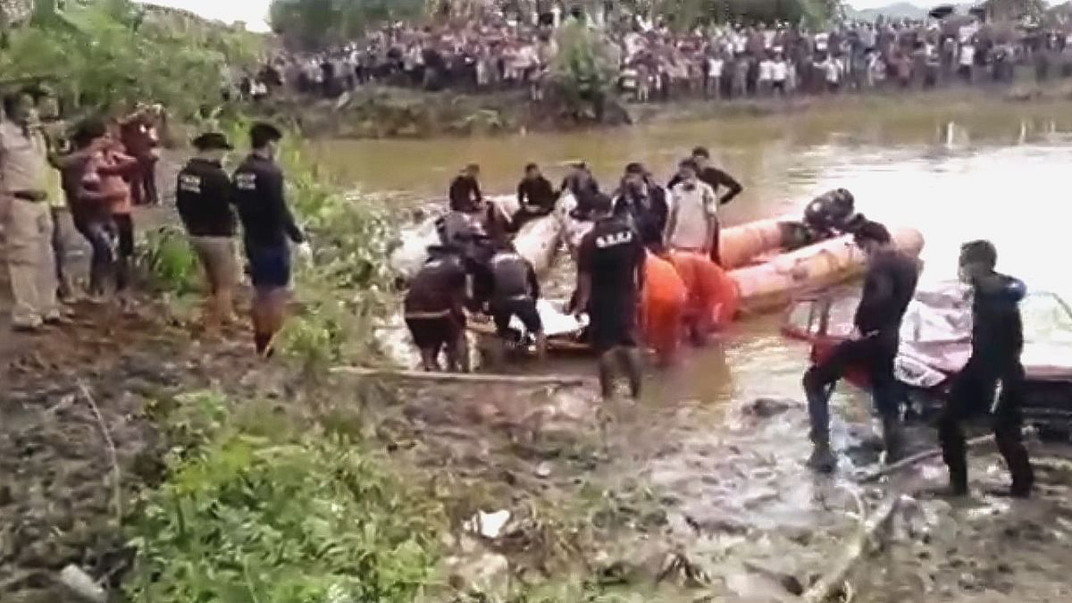 Silapathar accident: 2 bodies recovered, driver yet to be traced
