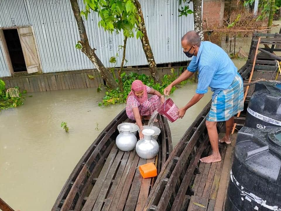 Meghalaya floods: CM, Amit Shah express grief over loss of lives