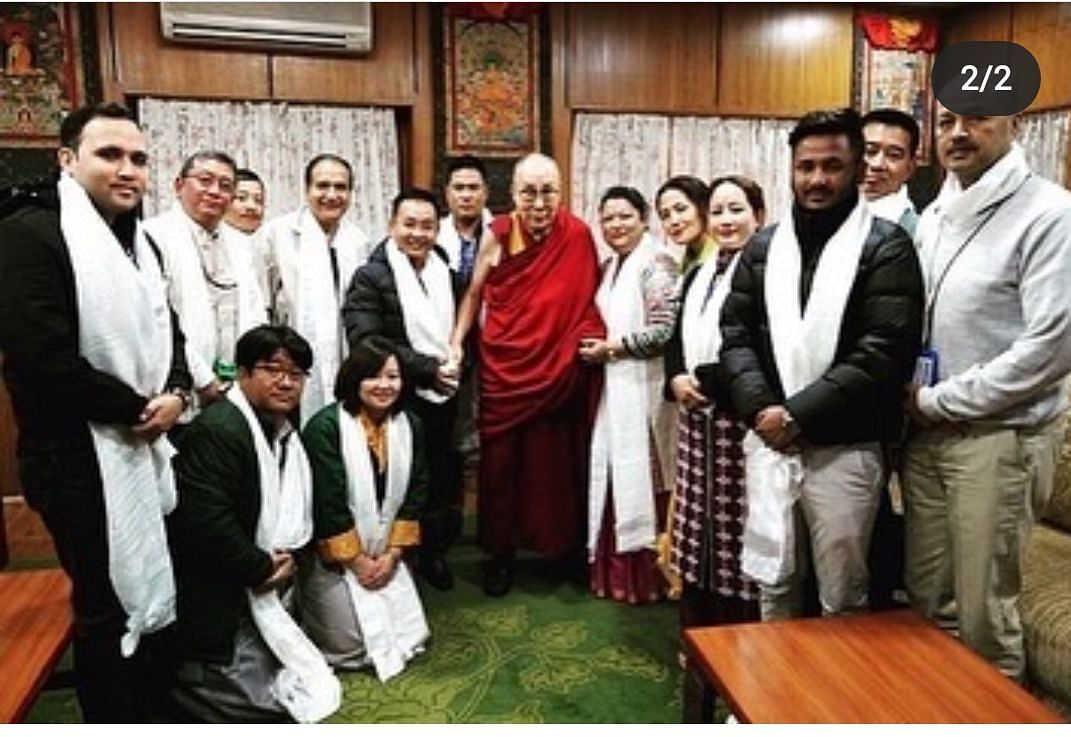 Ever since 1959, the Tibetan government in exile functions from Dharamshala in Himachal Pradesh