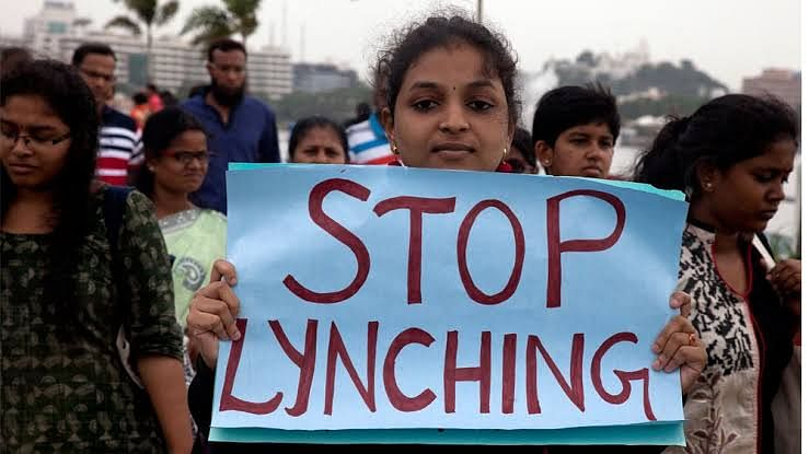 Countries like India witnessed mob lynching on the basis of ethnic/racial/religious-political order