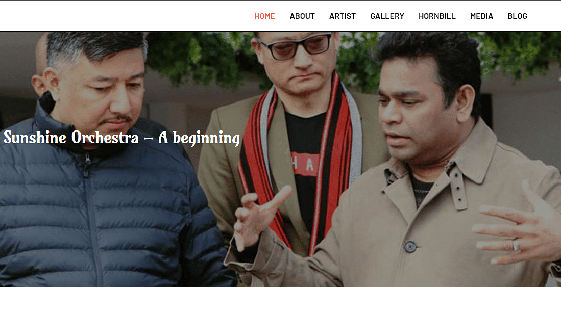 Now, Nagaland gets a one-stop web portal for music and arts