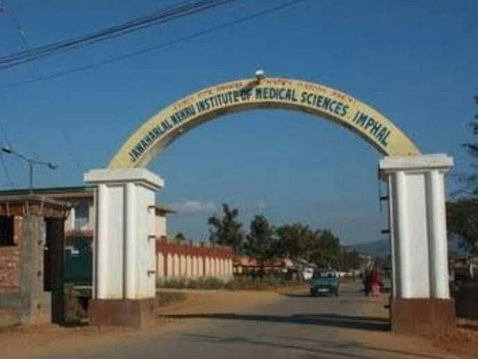 Manipur: Another JNIMS doctor among 132 cases found COVID-19 positive; tally 1,582