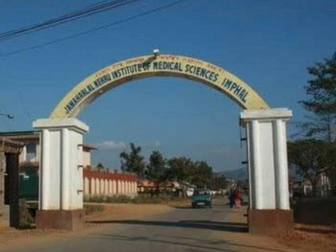 Manipur: JNIMS dept closed for 48 hours as patient tests COVID-19 positive