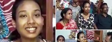 Nandita scored 74 in Political Science, 82 in English, 85 in History, 88 in Geography and 90 in Hindi