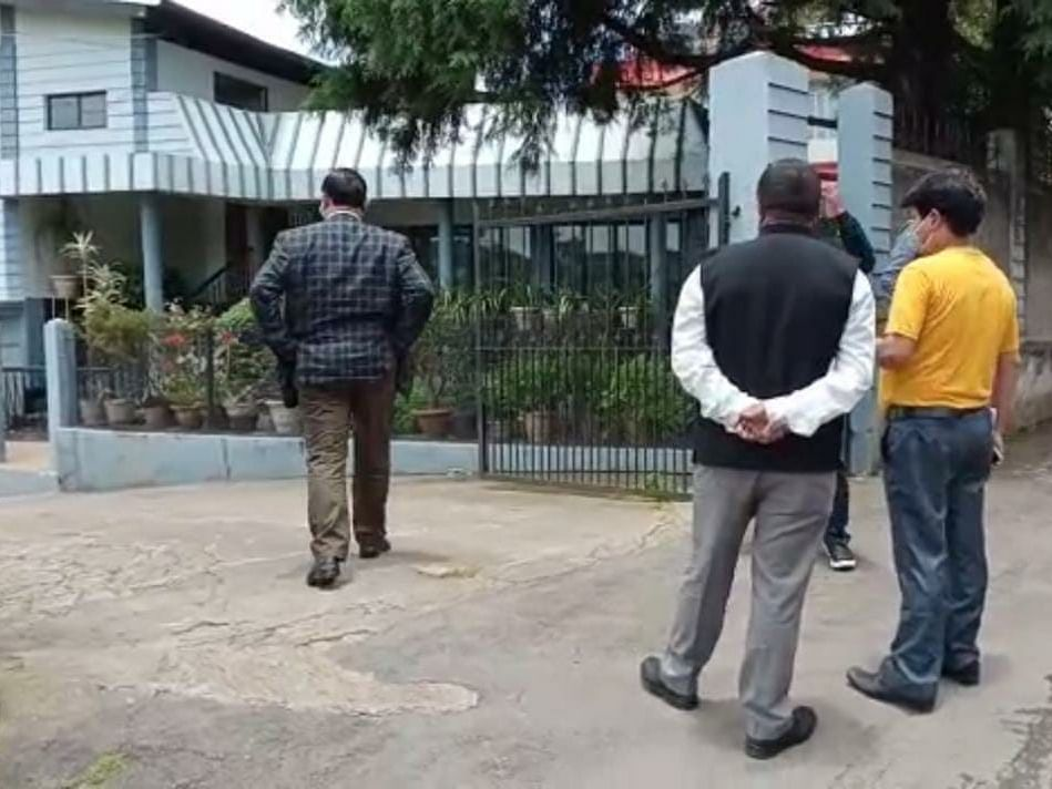 Greenwood Resort wedding fiasco: House of COVID-19 patient sealed in Shillong