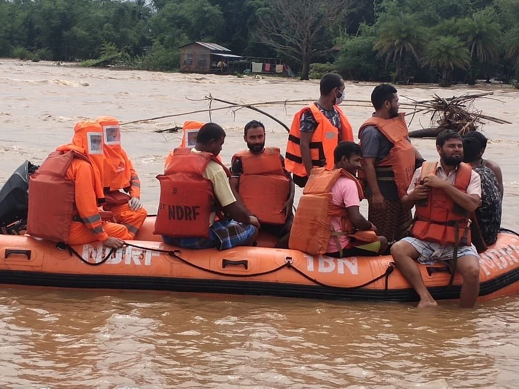 Assam floods: Death toll rises to 85; 24 lakh people in 24 districts affected